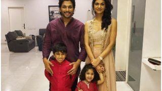 प्री स्कूल में ग्रैजुएट होने पर अल्लू अर्जुन ने शेयर की बेटे आयान की फोटो, लिखा भावुक कर देने वाला पोस्ट