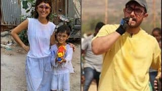 Aamir Khan's 'Holi Mubarak' Pictures Are Hands Down The Best Wish For Fans This Festive Day!