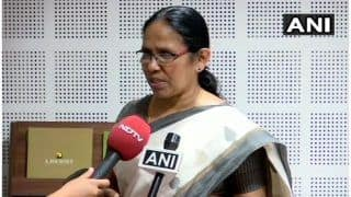 KK Shailaja, Kerala's Covid Management Star, Not in New Kerala Cabinet. This is What She Said | WATCH