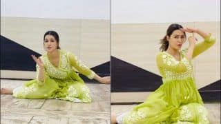 Entertainment News Today March 21, 2020: Kriti Sanon Leaves Fans Mesmerised With Her Elegant Dance on Kajra Re in THIS BTS Video From Zee Cine Awards 2020