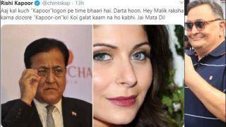 "Rishi Kapoor Posts Prayer in Favour of Kanika Kapoor-Yes Bank Founder Rana Kapoor, Says 'Kuch ""Kapoor"" Logon pe Time Bhaari Hai'"