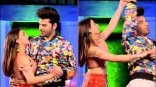 Paras Chhabra Takes Dancing Tips From His Date on TV Show Mujhse Shaadi Karoge, Video Goes Viral