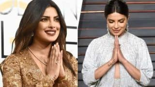Priyanka Chopra Donates 10,000 Pairs of Shoes to Help Indian Healthcare Workers