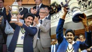 Ranveer Singh Lifts The World Cup Trophy Recreating The Most Iconic Moment in Kabir Khan's '83