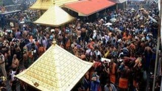 Sabarimala Festival: Only 1000 Pilgrims Will be Allowed For 'Darshan' at Ayyappa Temple
