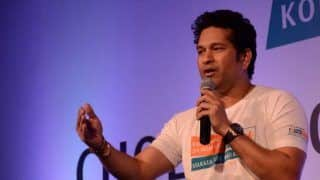 Coronavirus lockdown sachin tendulkar urges people to stay at home not venture out 3981505