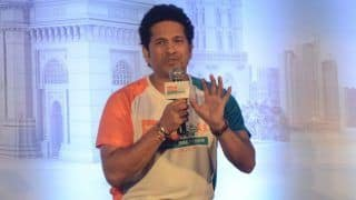 Time to Draw Lessons From Test Cricket in Battle Against Coronavirus: Sachin Tendulkar
