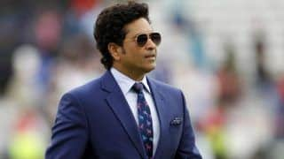 Tendulkar to Donate Rs 50 Lakh in Fight Against Coronavirus Pandemic