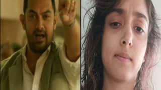 Aamir Khan's Daughter Ira Wants to Date This Co-Star of Her Dad