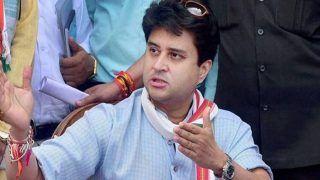 ज्योतिरादित्य सिंधिया ने कांग्रेस से दिया इस्तीफ़ा, कहा- 18 साल से पार्टी में था, अब आगे बढ़ने का समय