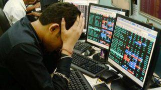 Share market News Update: शेयर बाजार में मचा कोहराम, 1400 अंक नीचे बंद हुआ सेंसेक्स, 430 अंक टूटा निफ्टी