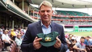 Shane Warne Names His All-Time Australia Test XI He Played With