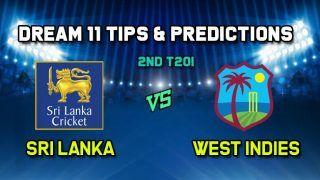 Dream11 Team Prediction Cricket SL vs WI, 2nd T20I: Captain And Vice-Captain, Fantasy Cricket Tips Sri Lanka vs West Indies, Pallekele International Cricket Stadium, Pallekele, 7:00 PM IST