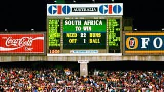 This Day, That Year: When Rain Robbed South Africa a World Cup Semifinal