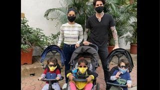 Sunny Leone, Daniel Weber And Kids Seem Fully Prepared to Deal With Coronavirus Crisis- See Pic
