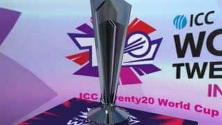 ICC Board Defers Decision on T20 World Cup Till June 10 Amid Coronavirus Crisis