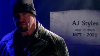 WWE Raw Results: The Undertaker of Old Emerges, Shayna Baszler Gets Last Word Against Becky Lynch