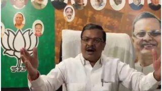 Must Watch   After 'Kamal, Kamal', BJP Leader's Breathless 'Corona Corona' Chant Goes Viral