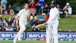 IND vs NZ, 2nd Test, Day 2: Advantage New Zealand After 16 Wickets Fall at The Hagley Oval
