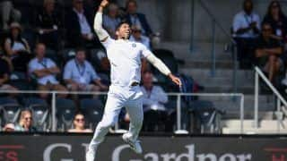 India Turn the Tide With a Five Wickets in The Morning Session Agaist New Zealand