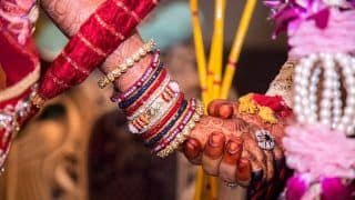 No Saath-Pheras, No Pandit: Couple Ties Knot in Unique Ceremony By Taking Oath of Constitution