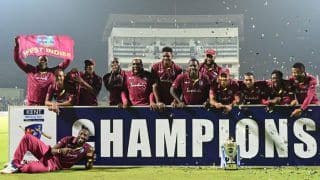 2nd T20I: Andre Russell Blasts 40* off 14 As West Indies Clean Sweep Sri Lanka 2-0