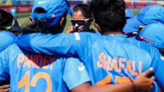 ICC Women's T20 World Cup 2020 Weather Update: India vs England