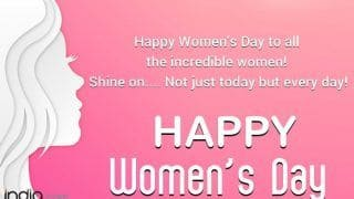 Happy Women's Day 2020: Wishes, Quotes, Photos, Images, Messages, Greetings, SMS, Whatsapp And Facebook Status