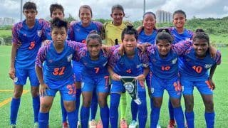 COVID-19 Casts Doubts Over FIFA Under-17 Women's World Cup in India