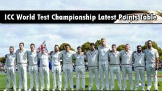 ICC World Test Championship Points Table: NZ Jump to 3rd With Series Win Over India