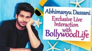 Abhimanyu Dassani Talks About His First Crush And His Love For Cooking