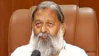'Those Who Sow Seeds of Anti-Nationalism...' Haryana Minister Anil Vij Stirs Row Over Tweet on Disha Ravi