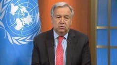 COVID19:  यूएनसी में यूएन महासचिव ने दुनिया को बायोटेरोरिस्ट हमलों से चेताया