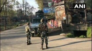 Encounter Breaks Out in Jammu and Kashmir's Kulgam, Security Forces Engage Terrorists