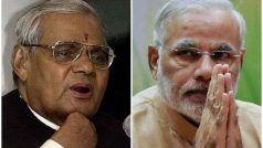 आने वाला कल न भुलाएं, आओ फिर से दीया जलाएं... PM मोदी की अपील में है अटल बिहारी वाजपेयी की इस कविता की झलक
