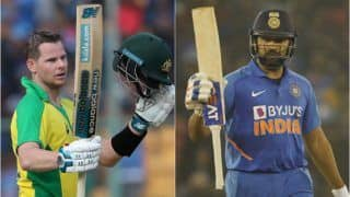 स्टीव स्मिथ की वापसी के बाद अलग होगी भारत-ऑस्ट्रेलिया टेस्ट सीरीज : रोहित शर्मा