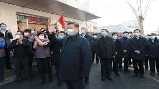 China Observes National Day of Mourning For COVID-19 Victims