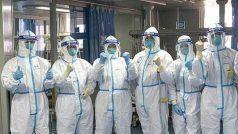 COVID-19: वायरस को मात देकर नर्स ने बताया ठीक होने का 'मंत्र', हॉस्पिटल में तालियां बजाकर मना जश्न