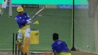 IPL 2020: 'नेट में ऐसे बल्लेबाजी कर रहे थे धोनी, जैसे कभी ब्रेक पर गए ही ना हों'