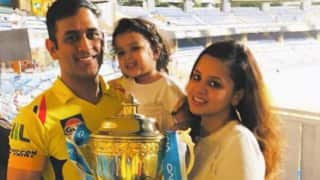 Ms dhoni will continue to play for csk for next couple of ipls vvs laxman 3998627