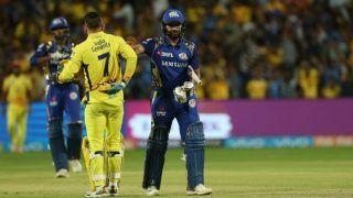 Mumbai indians has better record than chennai super kings sanjay manjrekar 3992083