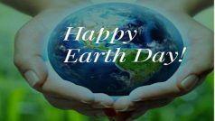 Earth Day 2021 Wishes:पृथ्वी दिवस के मौके पर जागरूक करने के साथ ही लोगों को भेजें ये शुभकामनाएं