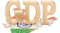 GDP: कई दशक के निचले स्तर पर 1.6 फीसदी पर आ सकती है भारत की ग्रोथ रेट