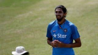 Jason gillespie was impressed by indian fast bowler ishant sharmas urge to learn 4005132
