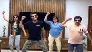 Yuzvendra Chahal's Latest TikTok Video Featuring Family During COVID-19 Lockdown is Hilarious | WATCH