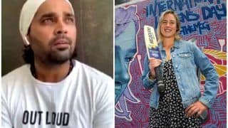 Murali Vijay Would Like to Have Dinner With Ellyse Perry, Says 'She is so Beautiful' | WATCH VIDEO