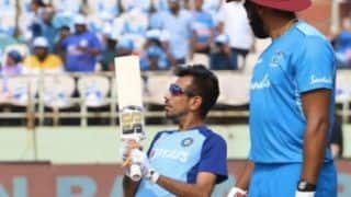'Cheeky' Chahal Seeks Anushka's Help to Open Batting For India | POST
