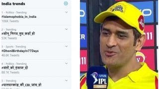 Fans Trend #DhoniBirthdayIn77Days Amid Coronavirus Lockdown, Here is How Netizens Are Reacting on CSK Skipper | SEE POSTS