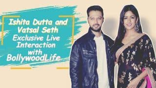 Ishita Dutta And Vatsal Seth Reveal Their Unique Stay at Home Activities