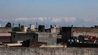 It Took a Virus to Clear The Air And Bring Out Best View of Himalayan Range